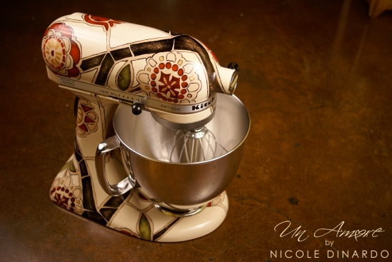 Kitchenaid Mixer Un Amore Custom Designs Page 2