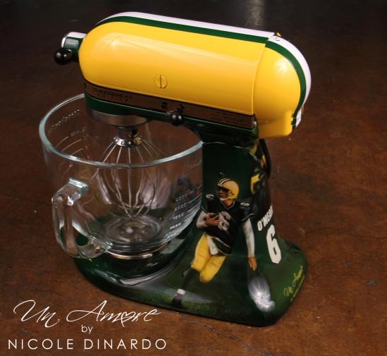 Kitchenaid Mixer Un Amore Custom Designs