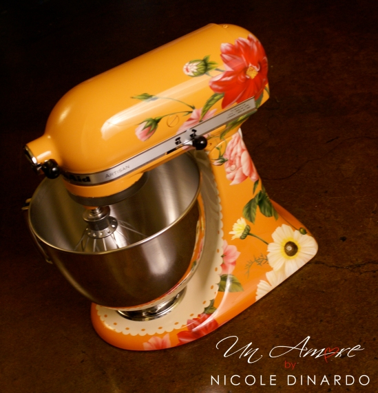 Pioneer Woman Kitchen Aid Mixer