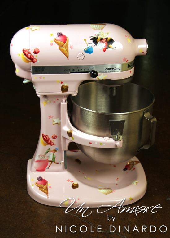 Custom Painted KitchenAids | Un Amore Custom Designs | Page 4 on keurig mixer, berkel mixer, logitech mixer, banbury mixer, black mixer, tea mixer, breville mixer, maytag mixer, wonder woman mixer, krups mixer, wolfgang puck mixer, wooden mixer, moulinex masterchef mixer, koflo mixer, hamilton beach mixer, delonghi mixer, kitchenette mixer, 4hp kemper mixer, magic chef mixer, ge mixer,